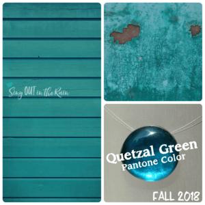 Quetzal Green
