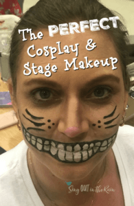 PI - The perfect cosplay and stage makeup