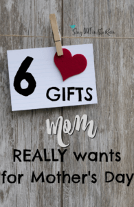 gifts every mom wants, gifts your mom really wants