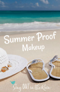 best senegence makeup for summer heat, senegence sweat proof makeup
