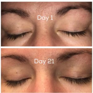 SeneGence Lash Extend, get long lashes with senegence