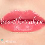 lipsense pinks, lipsense best pinks, heartbreaker lipsense, h