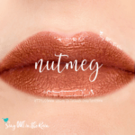 nutmeg Lipsense, Gingerbread LipSense Collection