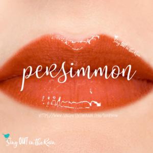 LipSense Reds, Persimmon LipSense, perfect red LipSense, Fruit Bowl Collection