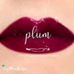 plum lipsense, lipsense mixology, Fruit Bowl Collection