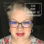 Lexie Beary LipSense, LipSense Mixology, Roseberry LipSense