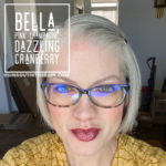 Bella LipSense, LipSense Mixology, Dazzling Cranberry LipSense, Pink Champagne LipSense