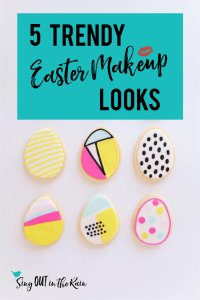 Trendy Easter Makeup Looks, Trendy Easter Makeup Ideas