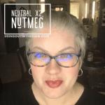 Neutral LipSense, Nutmeg LipSense, LipSense Mixology