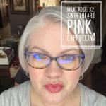 Milk Rose LipSense, Sweetheart Pink LipSense, Cappuccino LipSense, LipSense Mixology