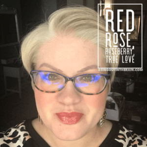 Red Rose LipSense, Roseberry LipSense, True Love LipSense, LIpSense Mixology