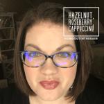 Hazelnut LipSense, Roseberry LipSense, LipSense Mixology, Cappuccino LipSense