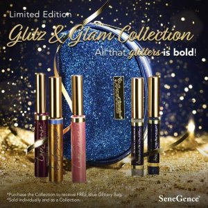 glitz and glam collection senegence, senegence 20th anniversary, glitz & Glam