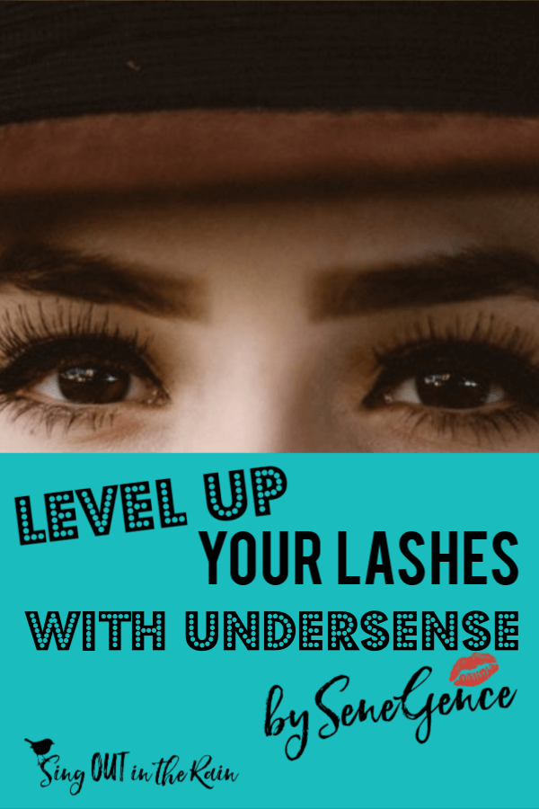 Level UP your Lashes with SeneGence UnderSense