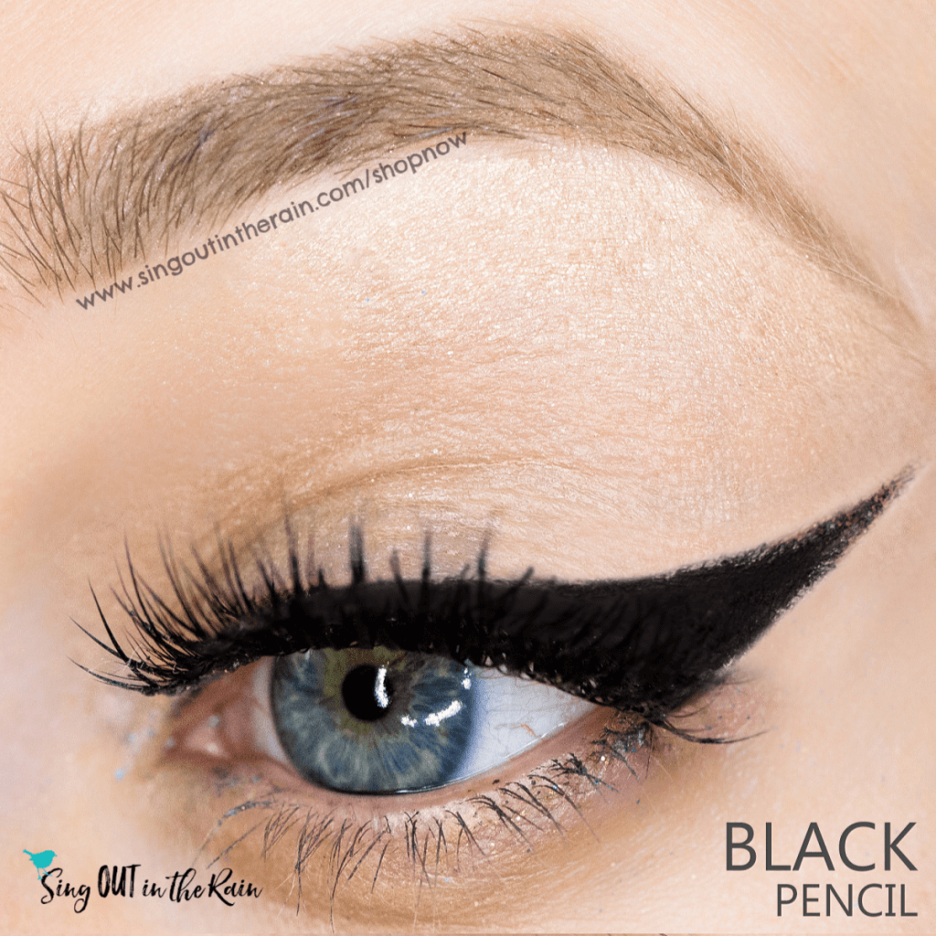black eyesense eyeliner pencil
