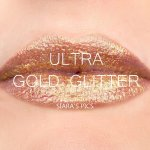 ultra gold glitter gloss, Lipsense bold gloss duo