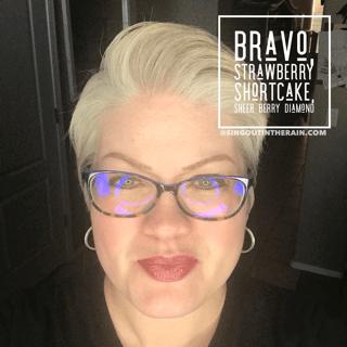Bravo LipSense, Strawberry Shortcake LipSense, Sheer Berry Diamond LipSense, LipSense Mixology