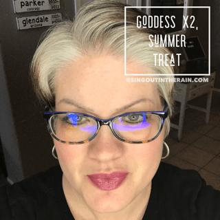 goddess lipsense, summer treat lipsense, lipsense mixology