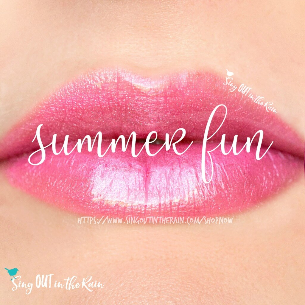 Summer Fun LipSense, LipSense Hawaiian Collection