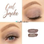 Cool Smoke Eye Duo, Slate ShadowSense, Smoke Shimmer ShadowSense