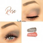 Rose Eye Duo, Smoked Topaz ShadowSense, pink posey shadowsense