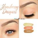 Strawberry Daiquiri Eye Trio, Rosa ShadowSense, Tierra ShadowSense, Lime Shimmer ShadowSense, Fiesta Shadowsense Collection