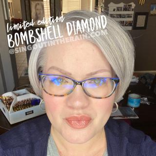 Bombshell Diamond LipSense
