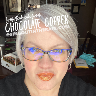 Chocolate Copper LipSense