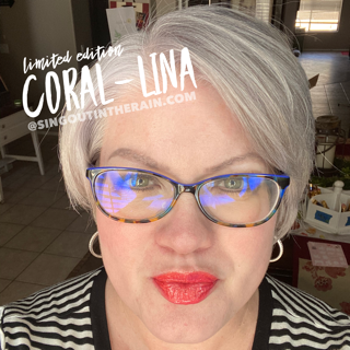 Coral Lina LipSense