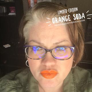 Orange Soda LipSense