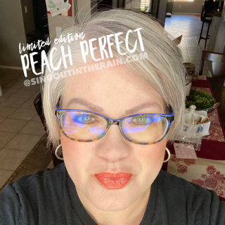 Peach Perfect LipSense