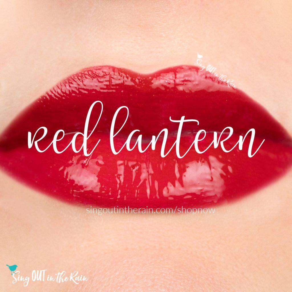 Red Lantern LipSense