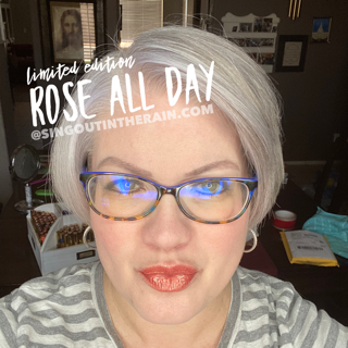 Rose All Day LipSense