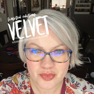 Velvet LipSense