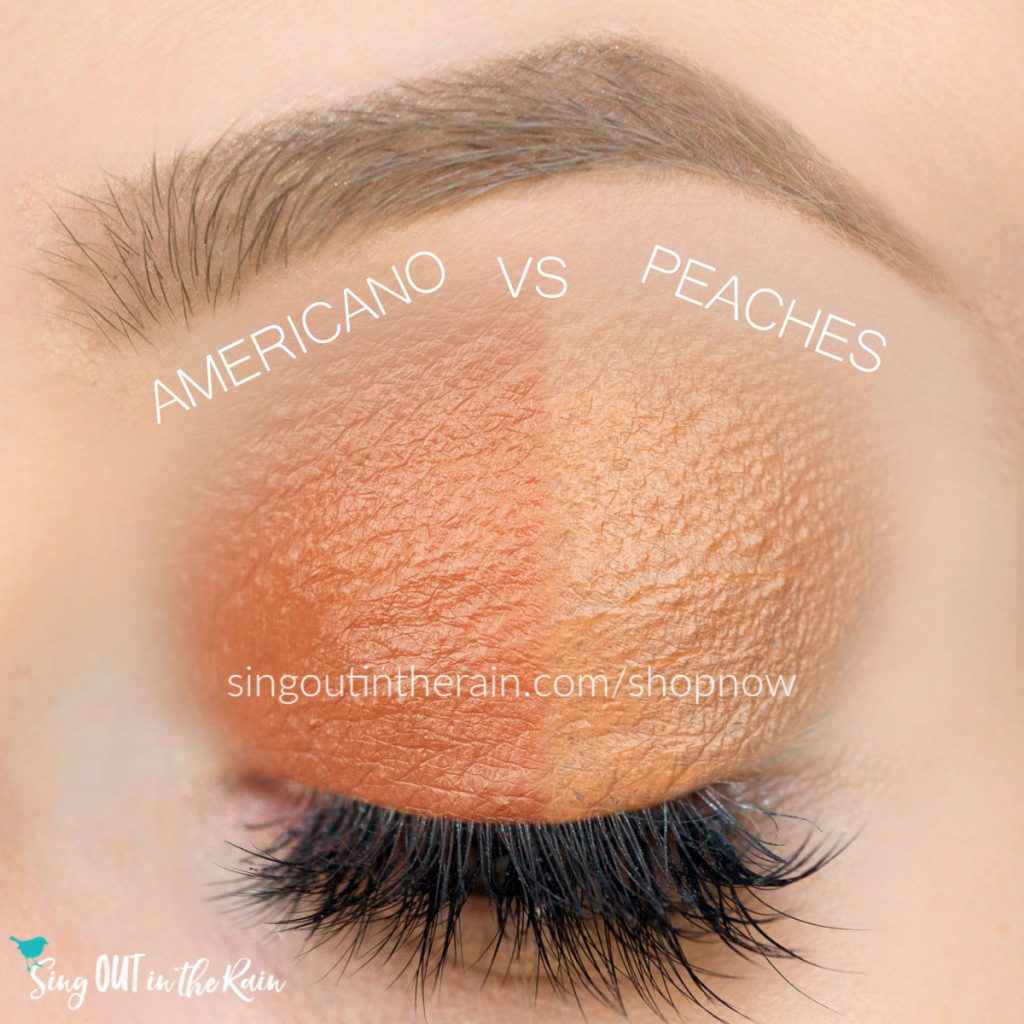 Americano ShadowSense, Peaches ShadowSense