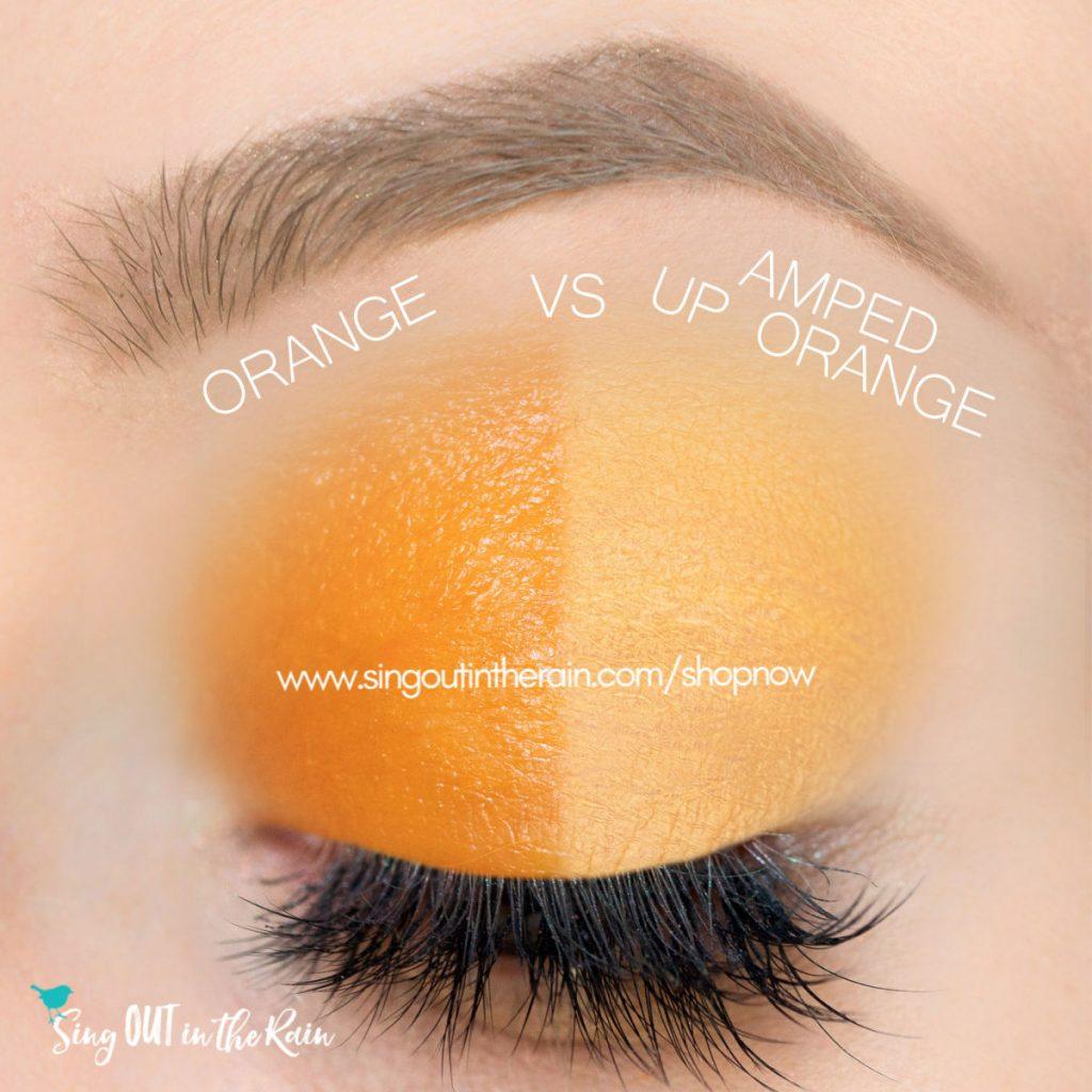 Orange ShadowSense, Amped UP Orange ShadowSense