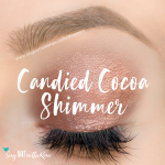 candied cocoa shimmer shadowsense