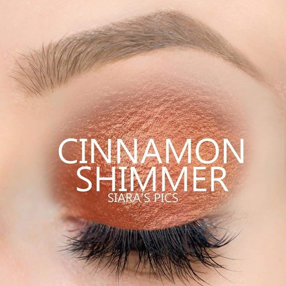 Cinnamon Shimmer ShadowSense