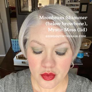 Moonbeam Shimmer ShadowSense, Mystic Moss ShadowSense