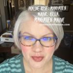 Praline Rose LipSense, LipSense Mixology, Manhatten Mauve LipSense, Bella LipSense