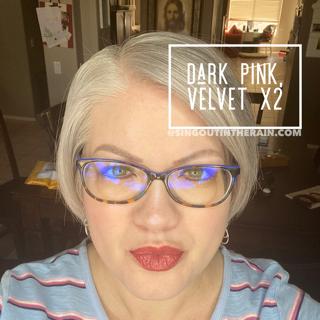 Dark Pink LipSense, Velvet LipSense, LipSense Mixology
