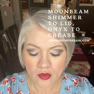 Moonbeam Shimmer ShadowSense, Onyx ShadowSense