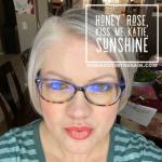 Honey Rose LipSense, LipSense Mixology, Kiss Me Katie LipSense, Sunshine LipSense