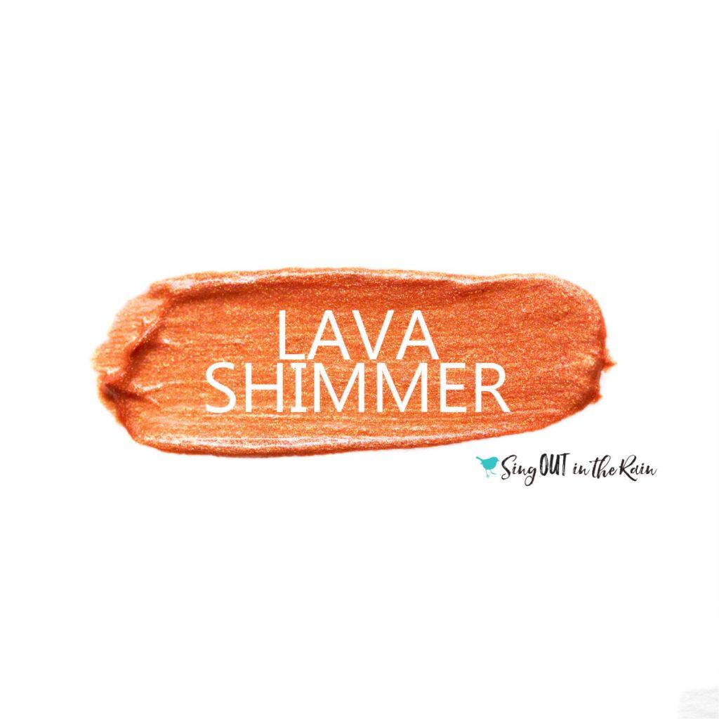 Lava Shimmer ShadowSense