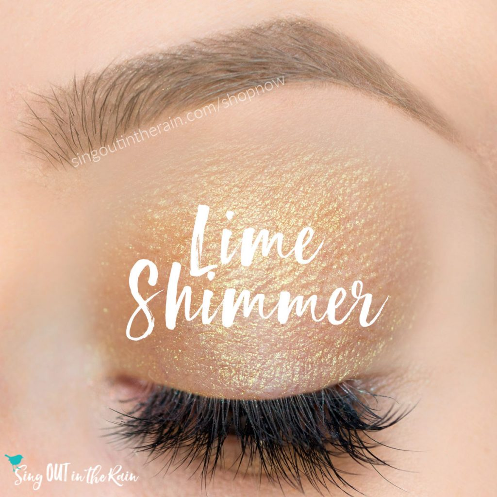Lime Shimmer ShadowSense
