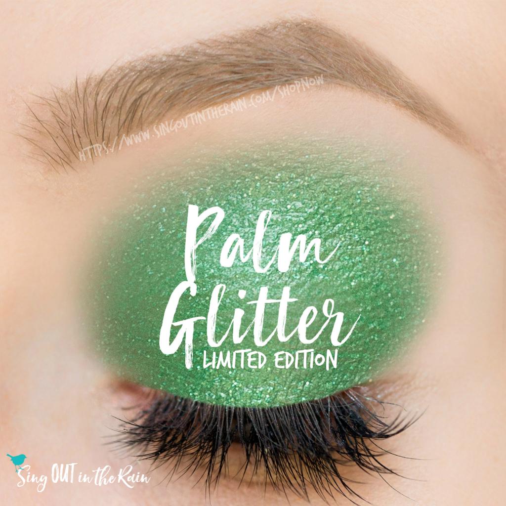Palm Glitter ShadowSense