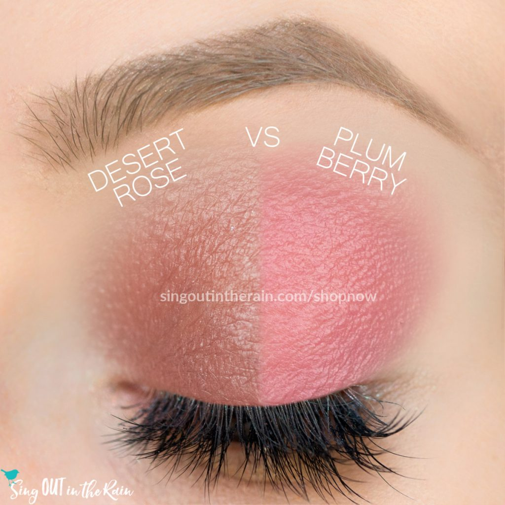 Desert Rose ShadowSense, Plum Berry Shadowsense