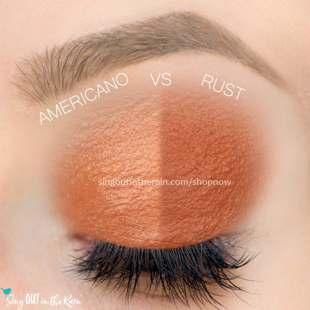 Americano Shadowsense, Rust ShadowSense