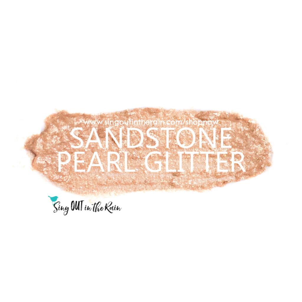 Sandstone Pearl Glitter ShadowSense