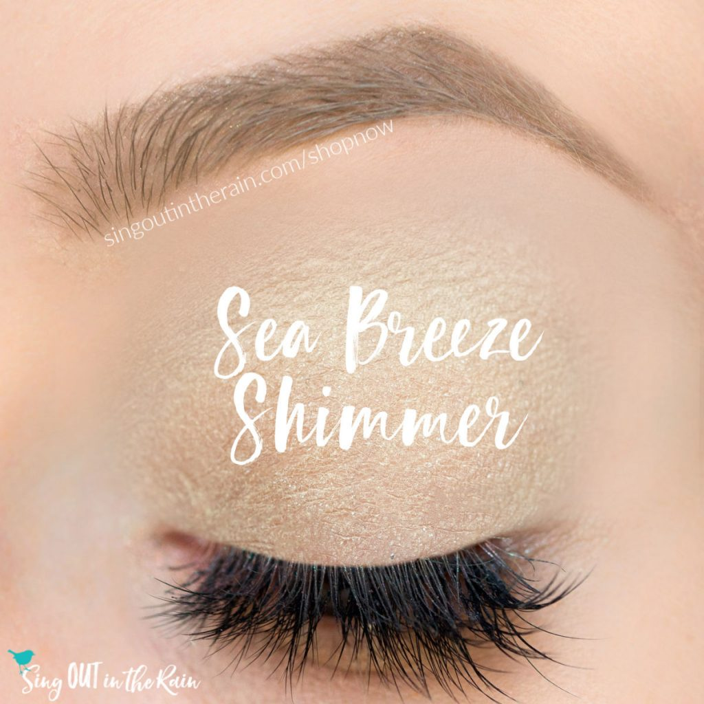 Sea Breeze Shimmer ShadowSense